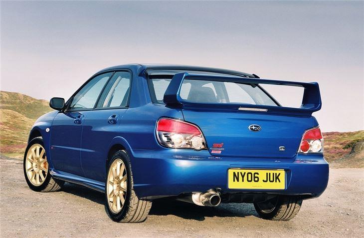 Subaru Impreza Ii Wrx 2006 Car Review Honest John