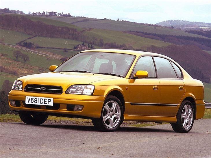 Subaru Legacy And Outback 1999 Car Review Honest John