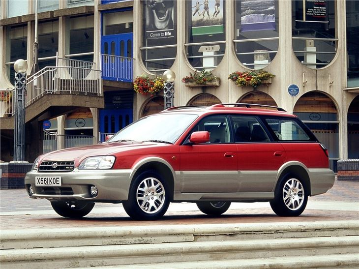 Subaru Legacy/Outback 1999 - Car Review   Honest John