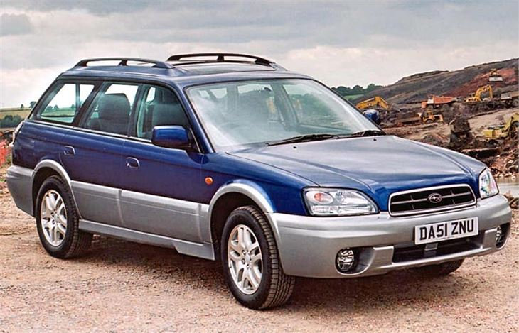 Subaru Legacy Outback 1999 Car Review Honest John
