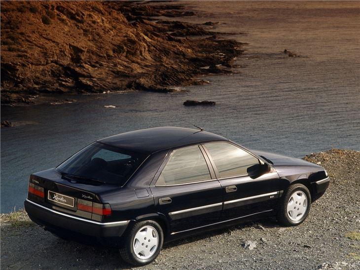 Citroen Xantia Classic Car Review Honest John