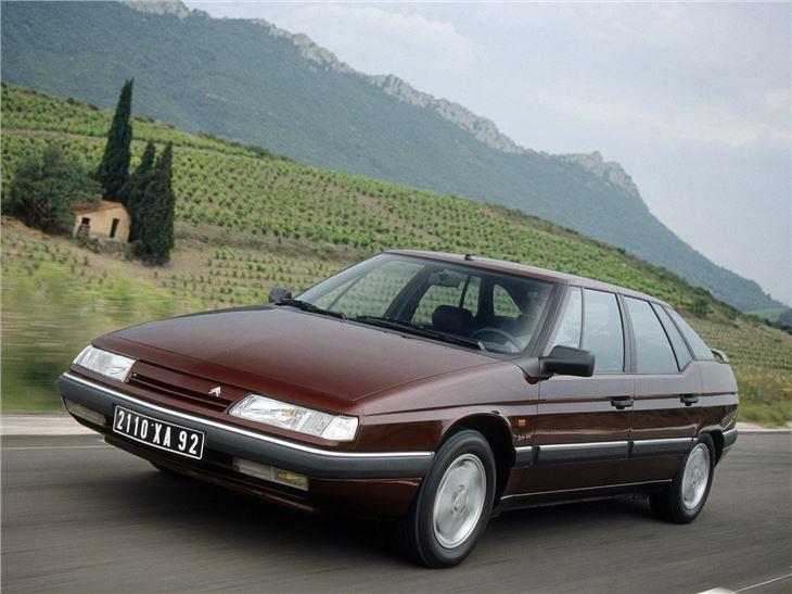 citroen xm classic car review honest john rh classics honestjohn co uk Old Citroen Citroen CX