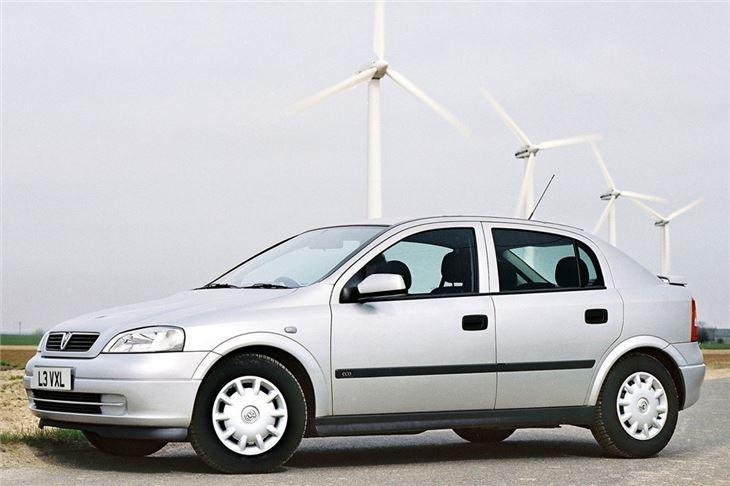 Vauxhall Astra G Petrol 1998 Car Review Honest John