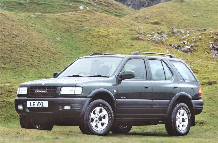 Vauxhall Frontera 1991 Car Review Honest John