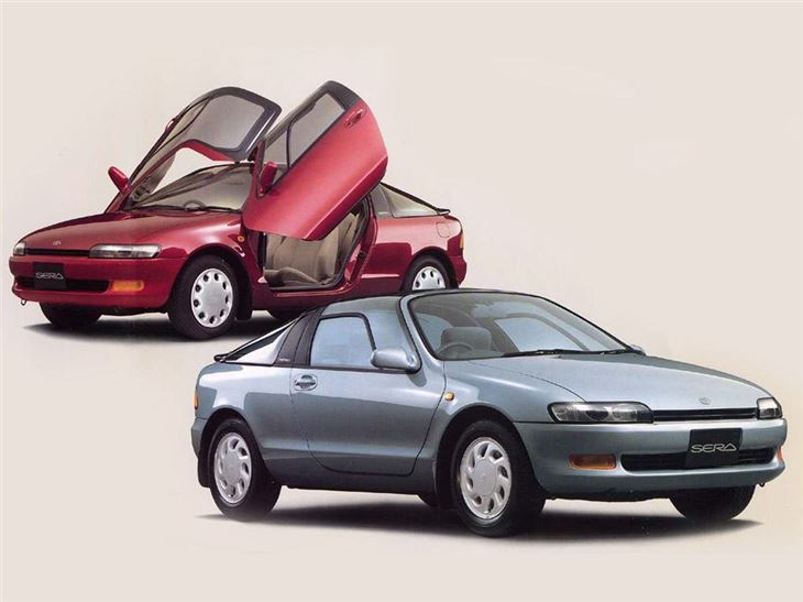2010 Toyota Corolla For Sale >> Toyota Sera - Classic Car Review | Honest John