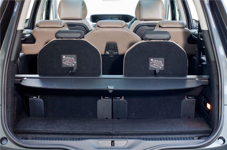 citroen c4 grand picasso 2014 car review honest john. Black Bedroom Furniture Sets. Home Design Ideas