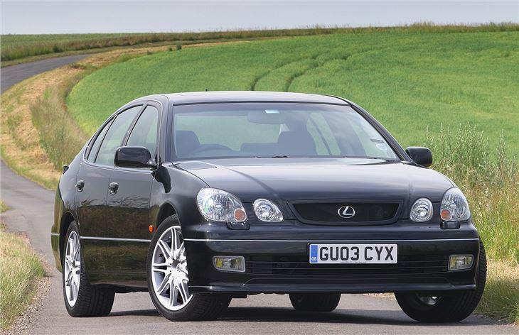 lexus gs430 2001 car review model history honest john. Black Bedroom Furniture Sets. Home Design Ideas