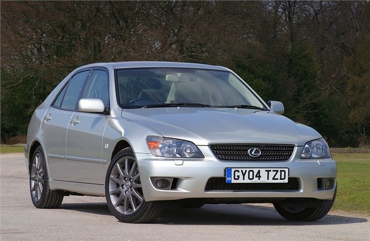 Lexus is 1999