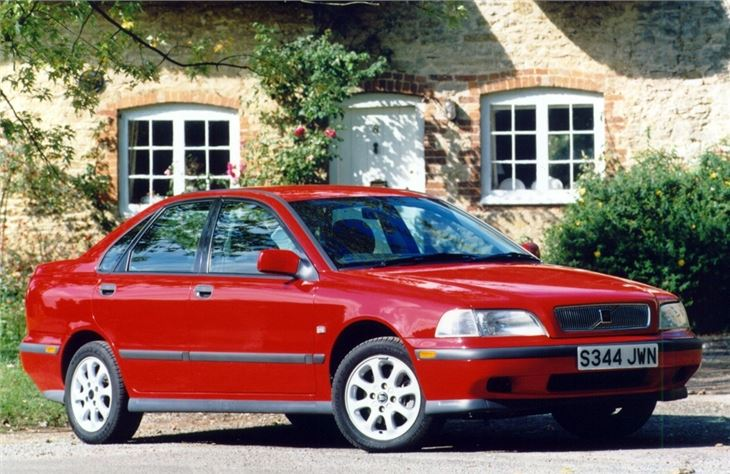 Volvo S40 V40 1996 Car Review Honest John