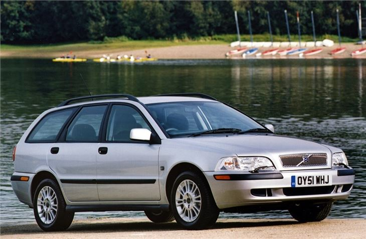 Volvo S40/V40 1996 - Car Review | Honest John