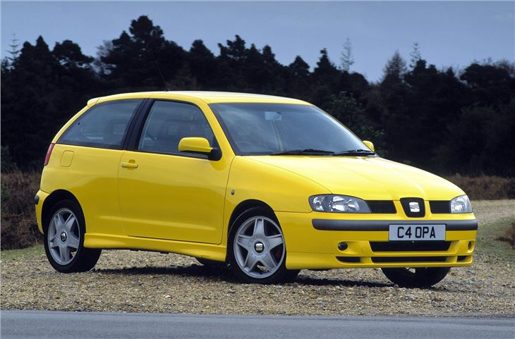 seat ibiza ii 1999 car review honest john. Black Bedroom Furniture Sets. Home Design Ideas