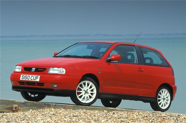 Seat Ibiza Ii 1993 Car Review Honest John