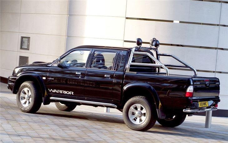 Mitsubishi L200 2000 - Car Review | Honest John