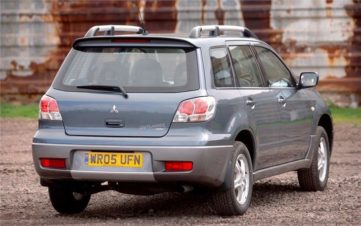 mitsubishi outlander  car review honest john