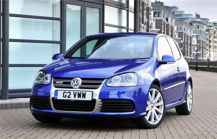 volkswagen golf v r32 2005 car review honest john. Black Bedroom Furniture Sets. Home Design Ideas