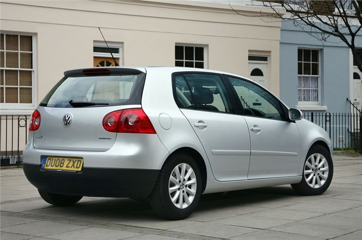 volkswagen golf v 2004 car review honest john. Black Bedroom Furniture Sets. Home Design Ideas