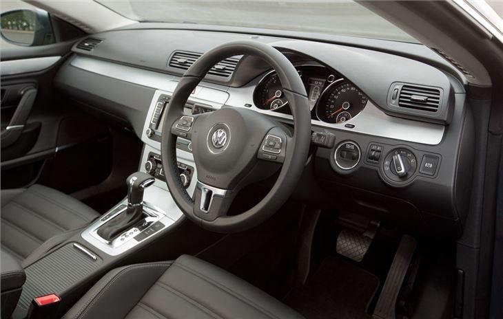 Volkswagen Passat CC 2008  Car Review  Honest John