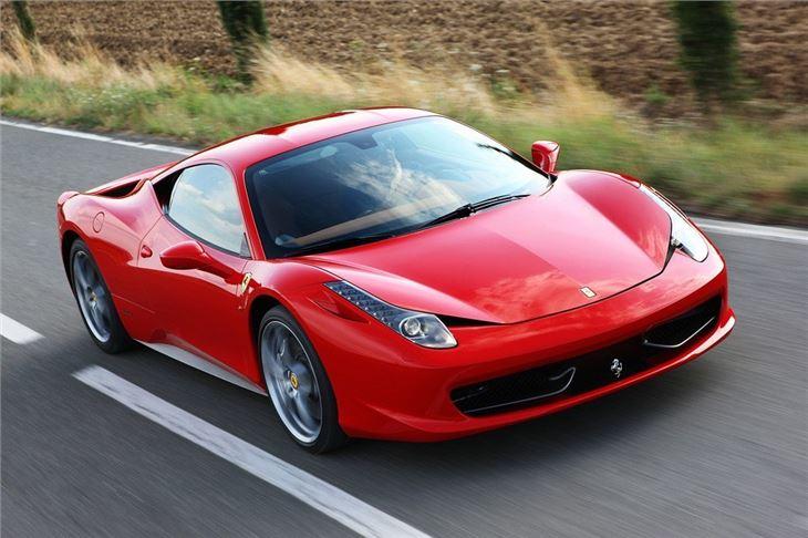 Ferrari F458 Italia 2010 - Car Review | Honest John