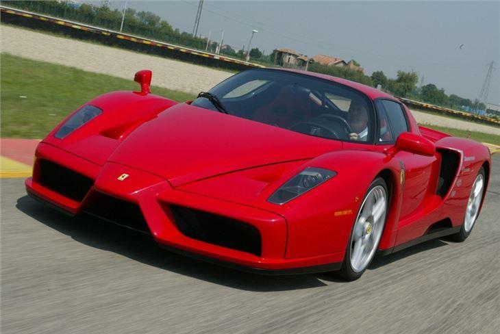 Ferrari F60 Enzo 2002 - Car Review | Honest John