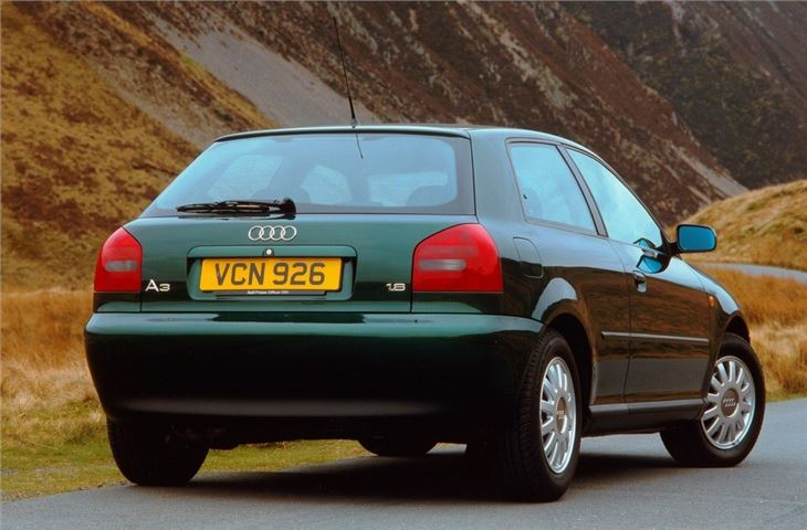 Audi A3 2001 Car Review Honest John