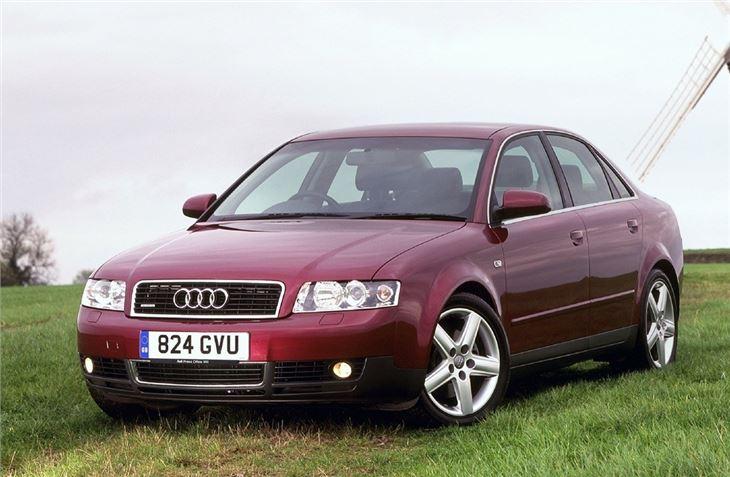 Audi A4 B6 2001 Car Review Honest John