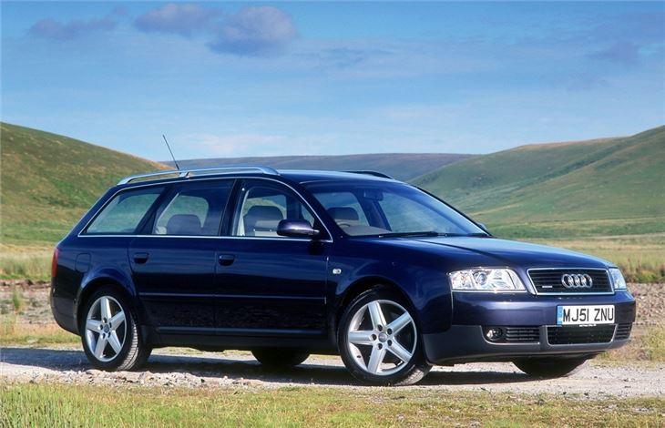 Audi A6 1997 Car Review Honest John