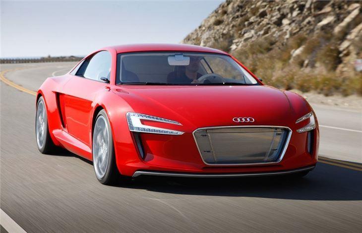 Audi e tron Car Review