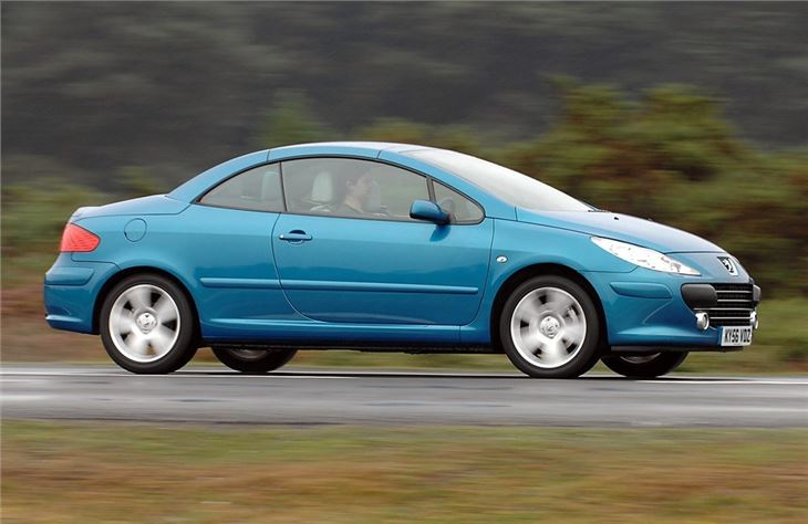 Peugeot 307 Cc 2003 Car Review Honest John