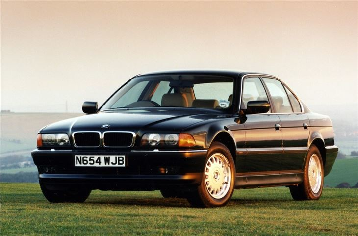 Bmw 7 Series E38 1994 Car Review Honest John