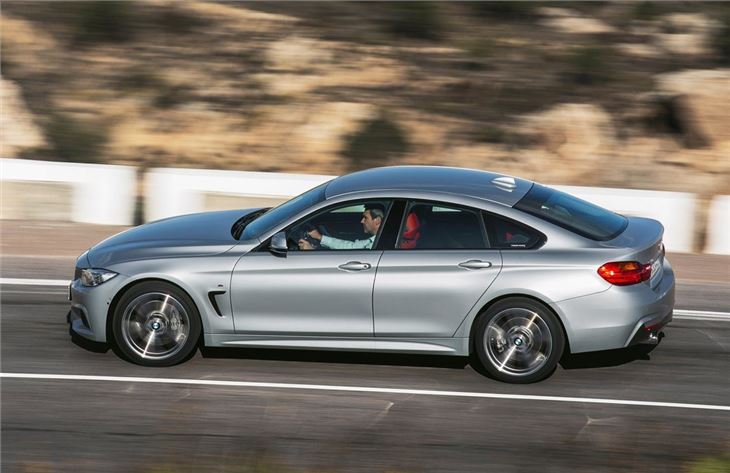 Bmw 4 Series Gran Coupe M