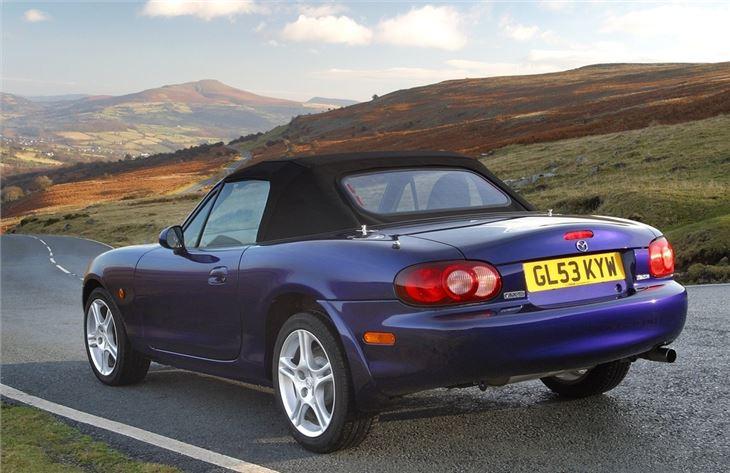 Mazda Mx5 1998 Car Review Honest John