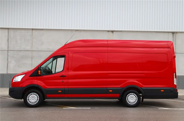 ford transit  van review honest john