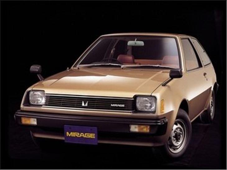 Mitsubishi Colt Mirage A150 Classic Car Review Honest John
