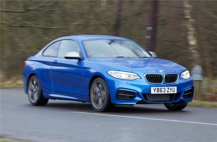 Bmw 2 series coupe f87 2014 car review honest john - Nouvelle bmw serie 2 coupe ...