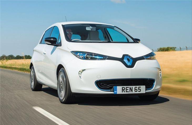 Renault Zoe 2013 Car Review Honest John