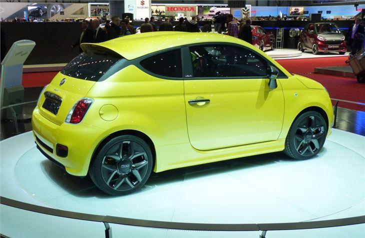 Fiat 500 Zagato Car Review Honest John