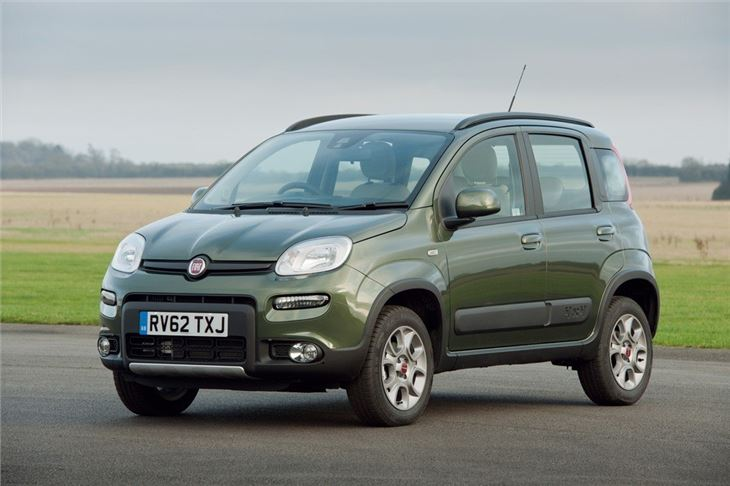 Fiat Panda 4x4 2012 Car Review Honest John