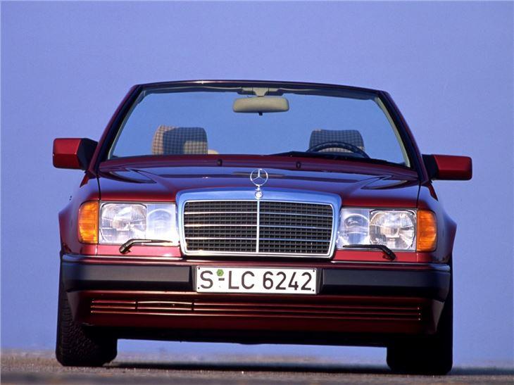 Mercedes-Benz E-Class Coupe and Convertible (C124/A124 ...
