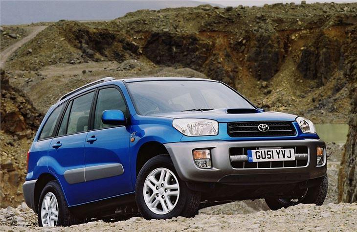Toyota RAV4 (2000u20132006)