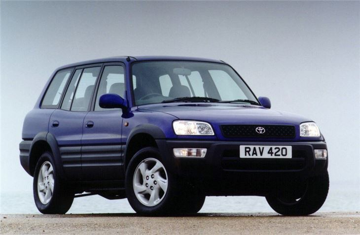 Toyota RAV4 (1994u20132000)