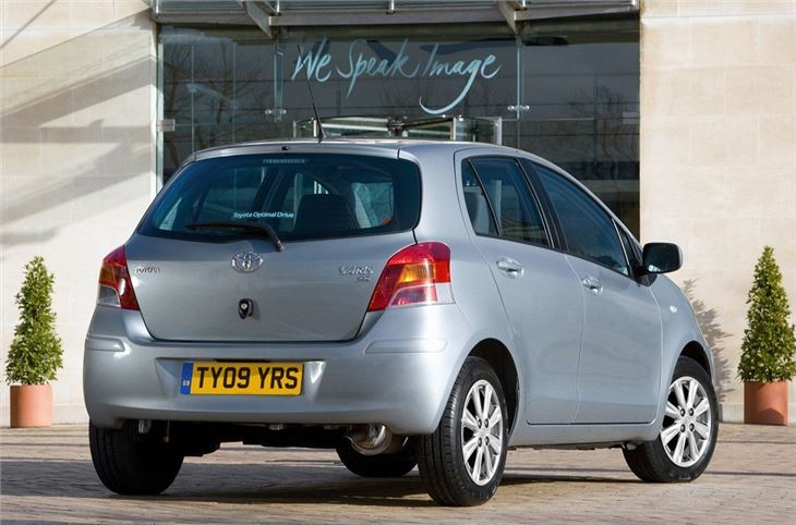 Toyota Yaris 2006 Car Review Honest John