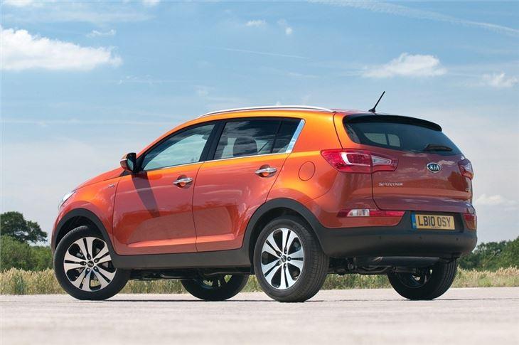 KIA Sportage 2010 - Car Review