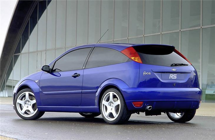 Ford Focus Rs 2002 Car Review Honest John
