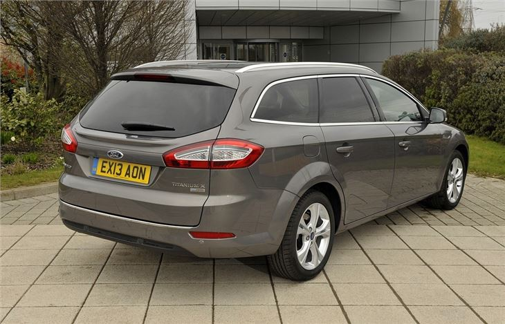 Ford Mondeo 2015 Interior >> Ford Mondeo Estate 2007 - Car Review | Honest John