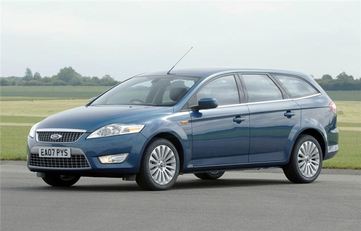 Ford Mondeo IV Estate 2007  Car Review  Honest John