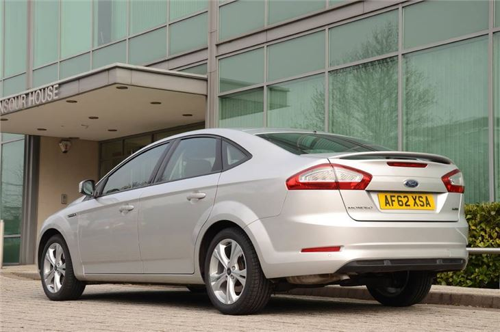Ford Mondeo 2015 Interior >> Ford Mondeo 2007 - Car Review | Honest John
