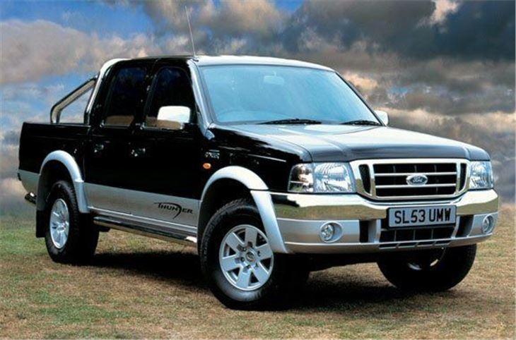 2000 Ford Rangers >> Ford Ranger 2004 - Car Review | Honest John