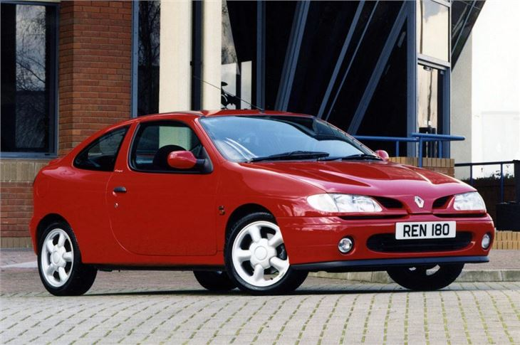 renault megane coupe cabrio 1996 car review honest john. Black Bedroom Furniture Sets. Home Design Ideas
