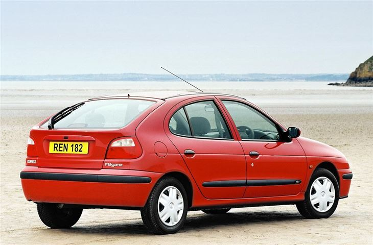 Renault Megane 1999 Car Review Honest John