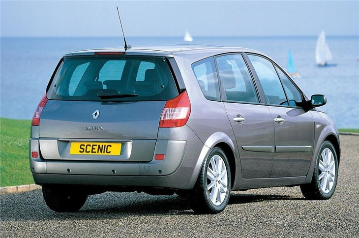 renault scenic 2003 car review honest john. Black Bedroom Furniture Sets. Home Design Ideas